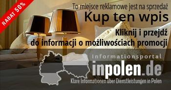 Hotel mit Restaurant in Lodz 50 01