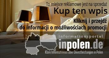 Hotel mit Restaurant in Posen 100 02
